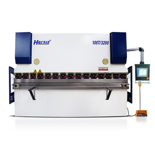 Servo Hydraulic Press Brake with TP10, Sheet Bending Machine for Sale