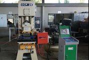 HARSLE CNC Punching Machine Working in Fiji