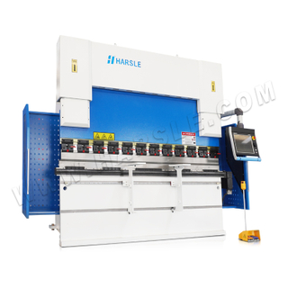 WE67K-100T/2500 CNC Press Brake Machine with DA-66T And 8+1 Axis Bending Machine, Wireless Control