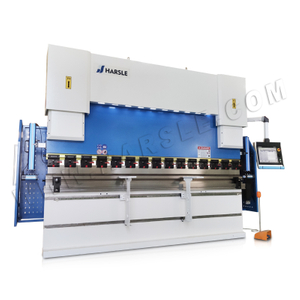 WE67K-200T/3200 CNC Press Brake with DA-66T 3D Graphic Bending Simulation, Hydraulic Bending Machine with 6+1 Axis