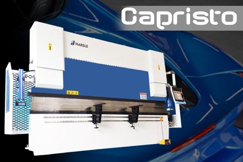 新利LB快乐彩新利18登录HARSLE混合动力数控折弯机受到了Capristo汽车-法拉利供应商的高度评价