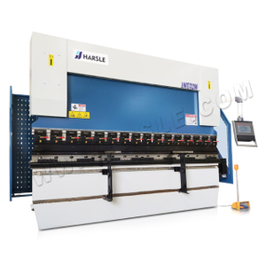 WE67K-100T/3200 CNC press brake machine with ESA S630 system