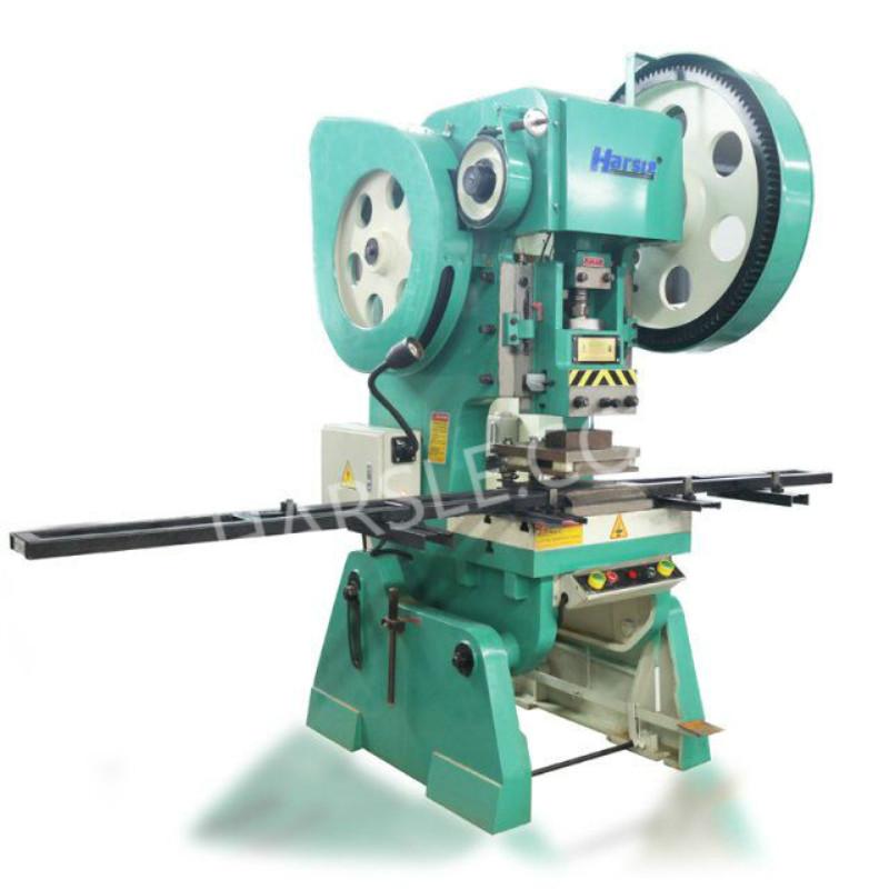 J23-16T sheet metal punch press machine, metal hole punch