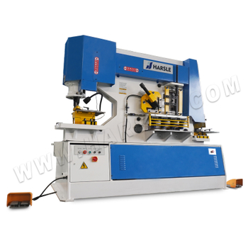 Q35Y-40 hydraulic ironworker machine manufacturers