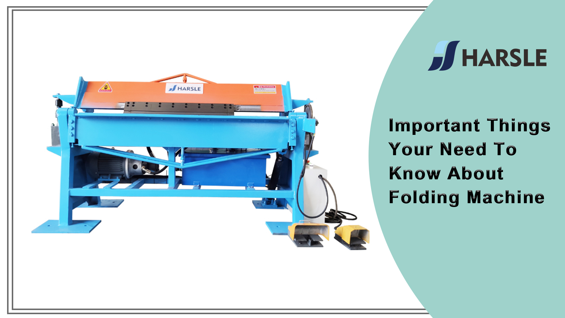 Important Things Your Need To Know About Folding Machine