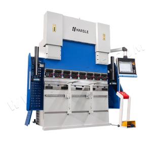 WE67K-63T / 2500 CNC按DA-66T和8 + 1轴的制动机,Profile-TL离线软件