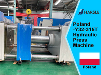 波兰y32-315T液压机