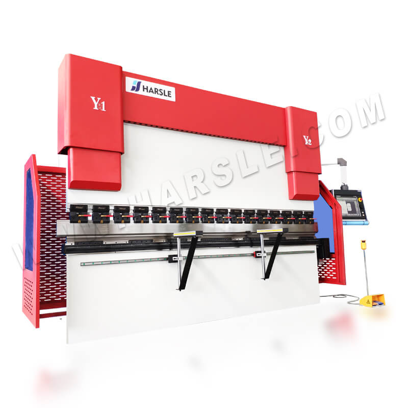 CNC hydraulic press brake manufacturer, WE67K-135T/3200