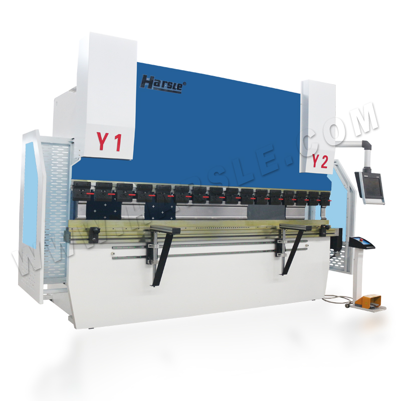 WE67K-63T/3200 CNC press brake manufacturers, hydraulic