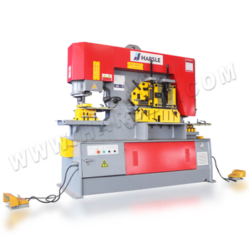 Q35Y-20 hydraulic ironworker, punch and shear machine for sale